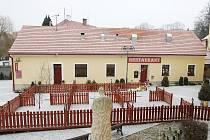 Restaurace Svatovavřinecký dvůr v brněnských Řečkovicích.