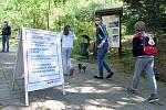 Otevření zoologické zahrady a obchodů v Brně.