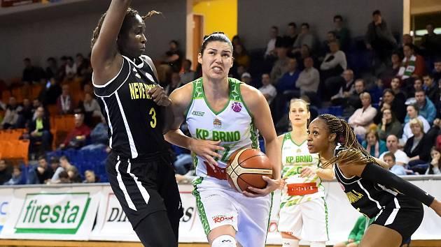 Proti hvězdě z NBA. KP Brno prověří v EuroCupu banda individualit
