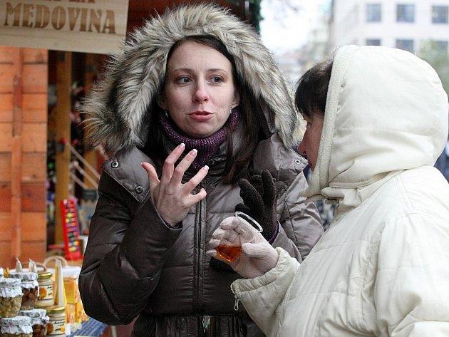ILUSTRAČNÍ FOTO: Vánoční trhy v Brně.