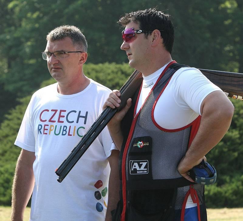 12.5.2018 zleva Petr Hrdlička a Jiří Lipták