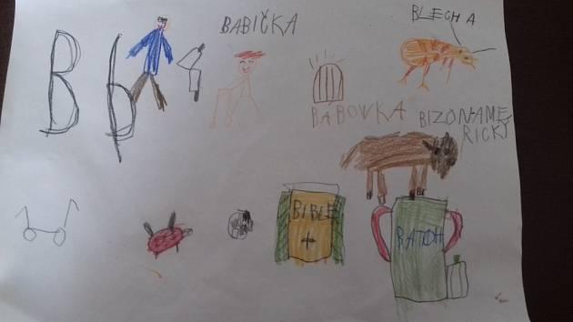 Učitelka želešické základní školy Aneta Adamcová popsala, jak děti učí z domu.