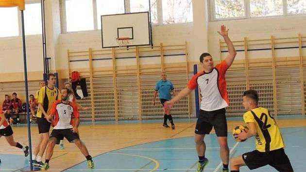 Brněnští korfbalisté vyhráli i potřetí v sezoně.