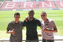Leonardo Fabricio Soares da Costa (Léo), Dalmo Inácio da Silva a Elton Lira.