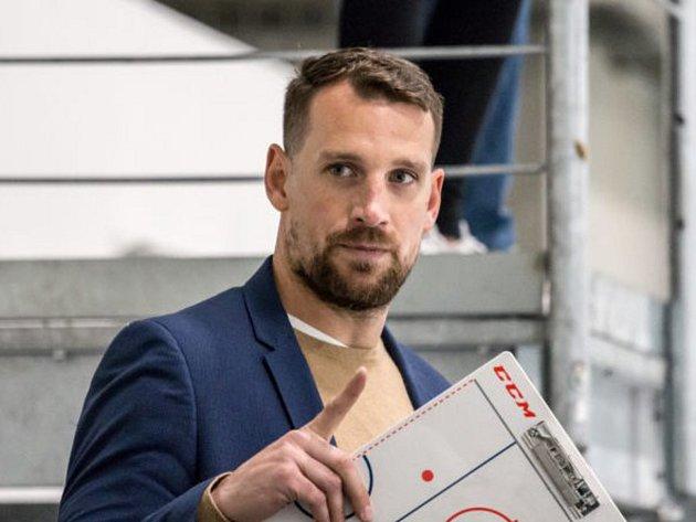 Televizní expert a bývalý hokejista brněnské Komety Jakub Koreis.