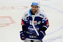 Hokejista brněnské Komety Peter Schneider je po Peteru Muellerovi druhým nejlepším střelcem týmu.