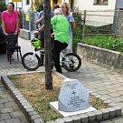 Známí brněnští vědci dostali památník.