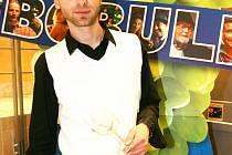 Herec Lukáš Langmajer se do povědomí veřejnosti dostal hlavně díky komedii Bobule