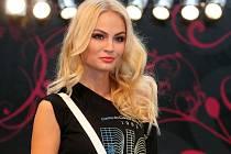 Miss Earth 2012 Tereza Fajksová.