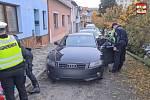Řidič měl totiž soudem vyslovený dvouletý zákaz řízení, a navíc se bezdůvodně odmítl podrobit testu na drogy.