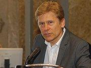 Ředitel kanceláře městského architekta Michal Sedláček.