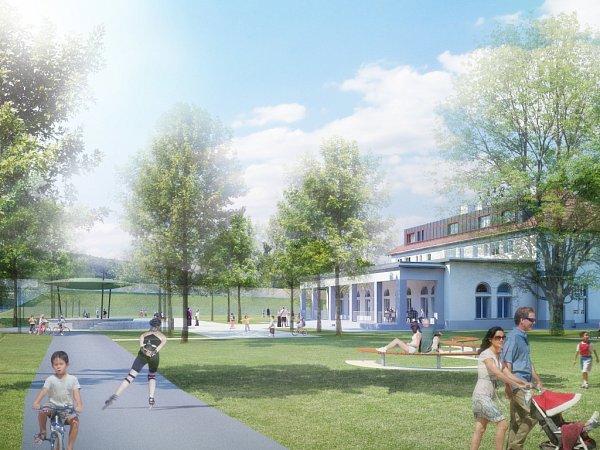 Brno plánuje vpříštích letech upravit areál sousedící skoupalištěm Riviéra vPisárkách. Vznikne tam například dopravní hřiště nebo dráha pro bruslaře.