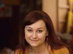 Programová ředitelka festivalu Meeting Brno Kateřina Tučková.