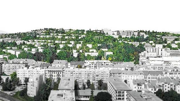 Žlutý kopec bude hlavně pro rodinné bydlení. Vše upřesní územní studie