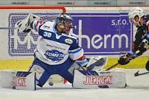 Hokejisté Komety v premiérovém klání ročníku podlehli Karlovým Varům.