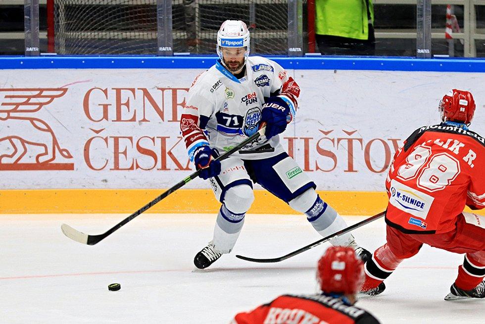 Jakub Klepiš posílil Kometu v půli srpna jako náhrada za Tomáše Plekance.