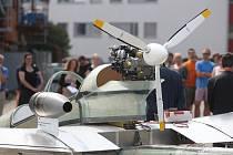 Experimentální bezpilotový letoun Marabu.