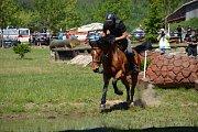 Tradiční Mezinárodní policejní mistrovství v jezdectví se konalo v sobotu v brněnském areálu Panská Lícha.
