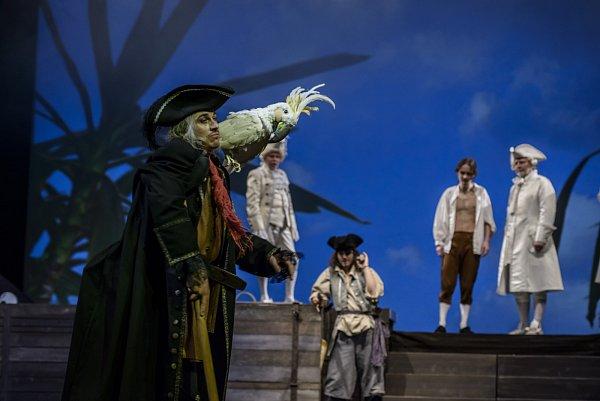 Mahenovo divadlo uvede Ostrov pokladů.