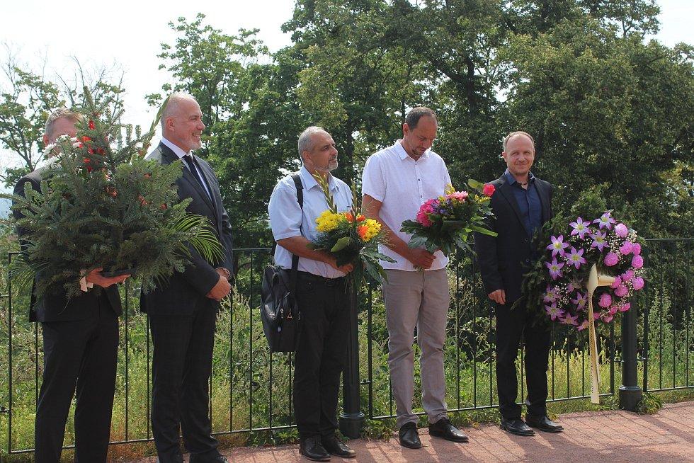 Vítězství nad Švédy si Brňané připomněli také na Špilberku .