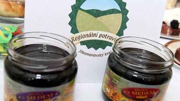 Soutěž Regionální potravina Jihomoravského kraje.