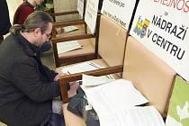 Projednávání územního plánu v Brně.