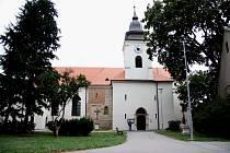 Bývalé benediktýnské probošství připomíná už jen kostel svatého Jiljí.