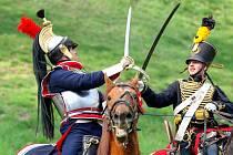 Veveří se v sobotu za zvuku děl přeneslo do dob napoleonských válek.