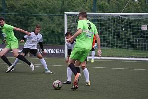 V Superlize malého fotbalu míři Blanensko na hřiště Mostu.