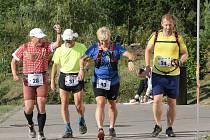 Opět uspěl. Orálek pojedenácté opanoval Moravský ultramaraton