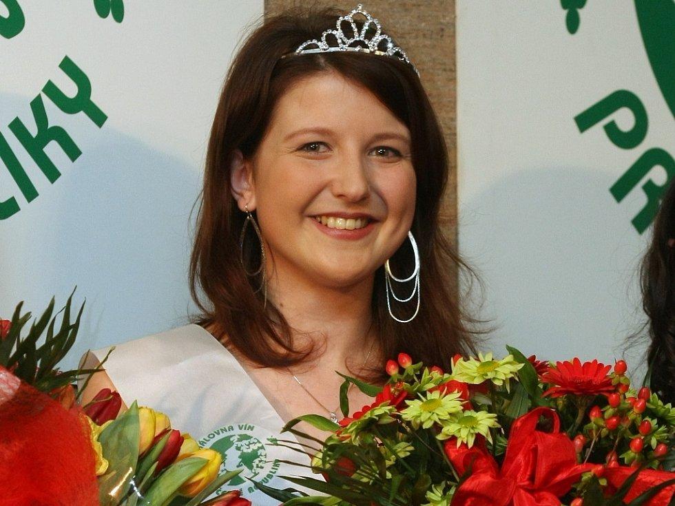 Soutěž Královna vín České republiky v Brně.