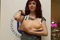 Ve Velkém Špalíčku proběhla kampaň zaměřená na prevenci rakoviny prsu.