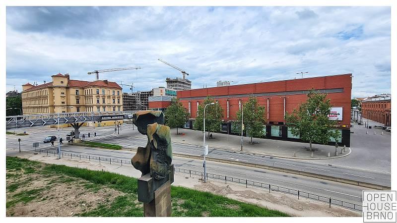 Na sedmnáct tisíc návštěvníků zavítalo 29. a 30. května na programy čtvrtého ročníku festivalu Open House Brno. Na snímku je Zvonařka.
