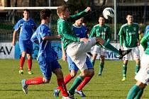 oslední podzimní zápas divize D ovládli fotbalisté Bystrce, kteří doma zdolali Bohunice 3:0.