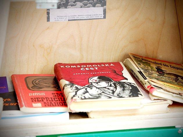 Dvě malé dřevěné knihovny pojmenované podle známého brněnského básníka Jiřího Mahena jsou často prázdné. Podle zjištění Brněnského deníku Rovnost je vykrádají bezdomovci.
