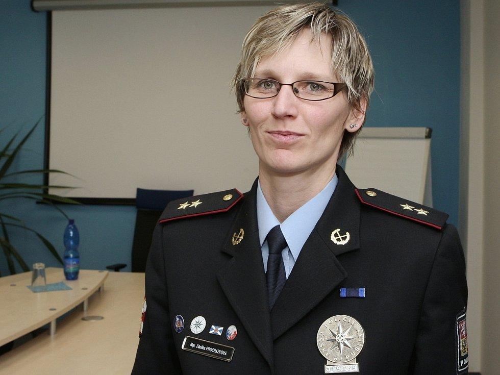 Zdeňka Procházková.