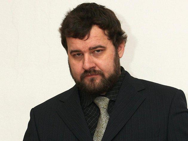 Pavel Šašinka u brněnského soudu.