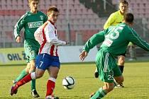 Na podzim chodili fanoušci na zápasy brněnské Zbrojovky v sobotu, jarní utkání se budou hrát v neděli.