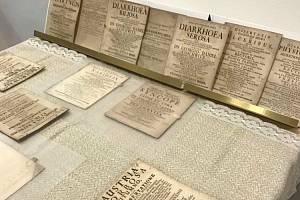 Objevil spisy tři sta let staré, brněnský kardiolog je měl na půdě