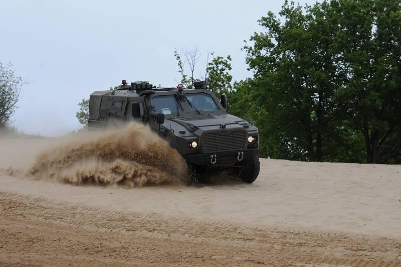 Zetor Gerlach 4x4 je připraven do sériové výroby.