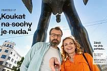 Brno láká turisty přepisováním pravidel. Kampaň poprvé lidé uvidí i v televizi.
