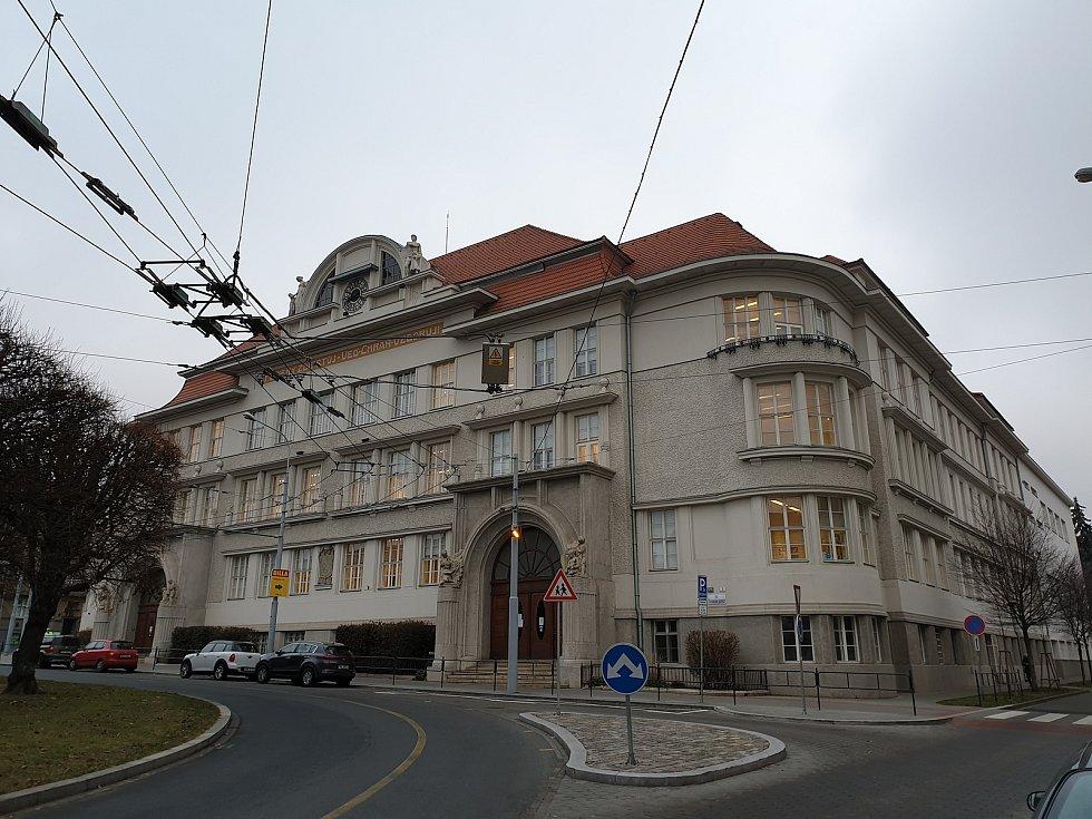 Základní škola Slovanské náměstí v brněnském Králově Poli.