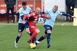 22.11.2020 - domácí FC Zbrojovka Brno v červeném proti 1. FK Příbram