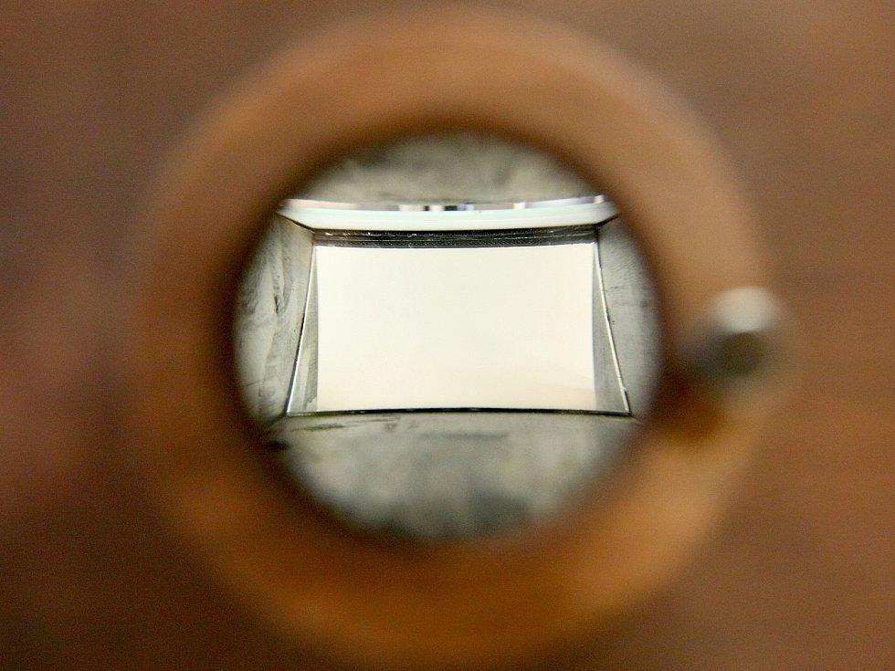 Komorní výstavu seznamující s historií camery obscury zahájilo Technické muzeum v Brně.
