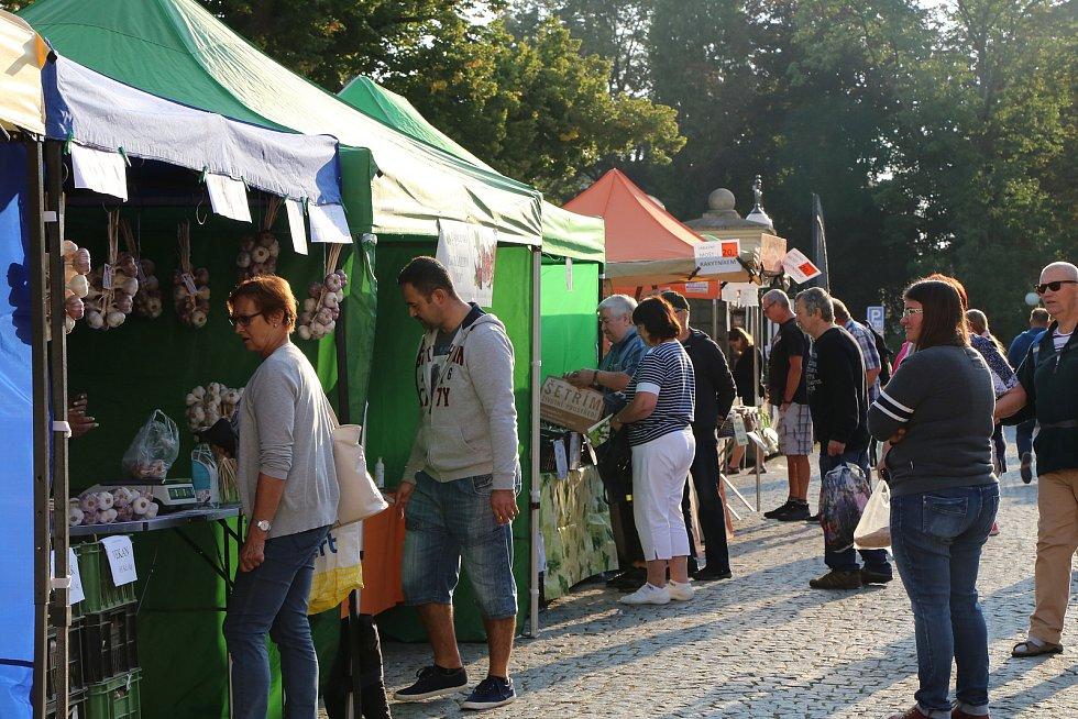 Rosické slavnosti česneku neboli Česnekovky už patří mezi tradiční akce. Letošní ročník začíná v sobotu 11. září v osm hodin ráno farmářským trhem.