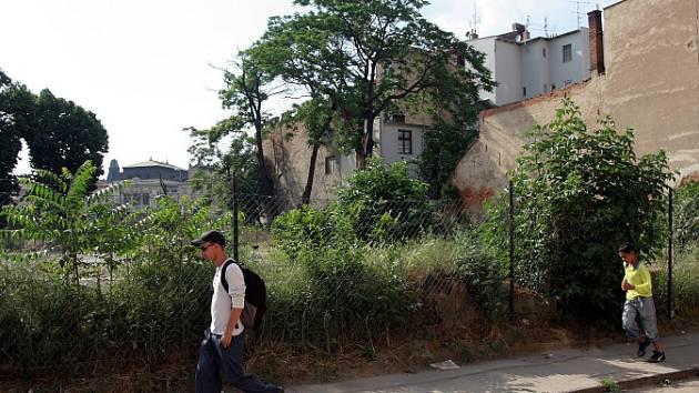 Tak tady bývala synagoga