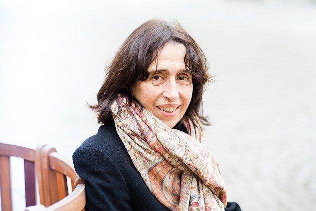 Markéta Hejkalová, 61let, spisovatelka a ředitelka Podzimního knižního veletrhu, Havlíčkův Brod