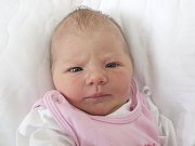 Julie Brabcová z Brna nar. 12.3.2018 v Nemocnici Milosrdných bratří v 12.28hod váží 3500gr a měří 50cm.
