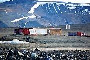 Stanice Masarykovy univerzity na Antarktidě
