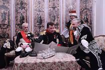 O víkendu si brněnští milovníci historie připomenou příjezd Napoleona do Brna on-line.